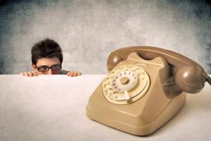 Страх холодных звонков