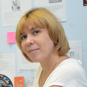 Ольга Сабанцева