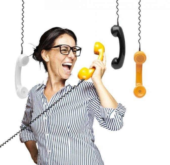 Активные продажи по телефону (телемаркетинг)