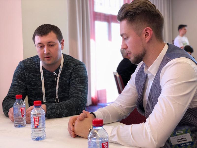 7784 В Санкт-Петербурге прошла Бизнес-конференция Битрикс24.Идея
