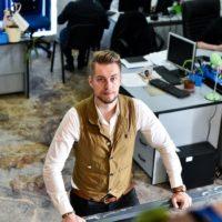 Основатель колл-центра Creative Call Project Дмитрий Андреев поделился своим опытом в журнале «Деловой Петербург»