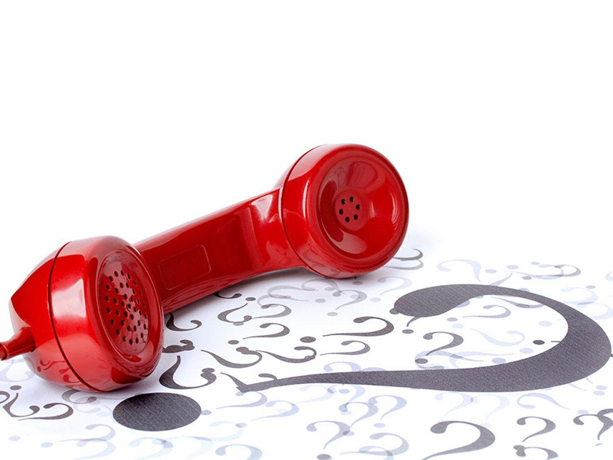 Телефонные опросы